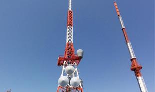 放送局設備工事 事例1
