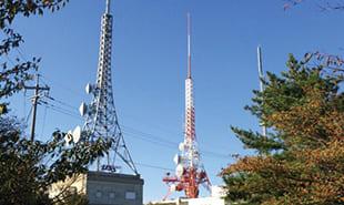 放送局設備工事 事例4