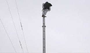 放送局設備工事 事例6