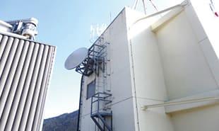 防災情報ネットワーク工事 事例2